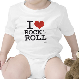 Rock And Roll Baby T Shirts Rock And Roll Baby Clothing