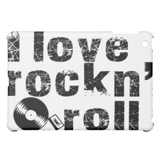 I love rock n roll for your I pad Case For The iPad Mini