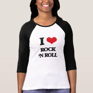 I love Rock 'N Roll Tshirt
