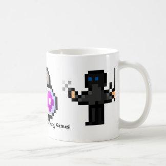 I Love Role Playing Games Basic White Mug