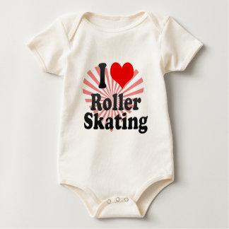 I love Roller Skating Bodysuit