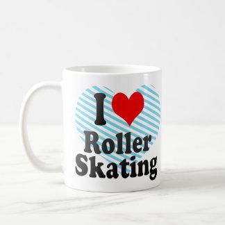 I love Roller Skating Coffee Mug
