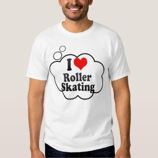I love Roller Skating Shirt