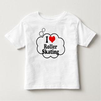 I love Roller Skating T-shirts