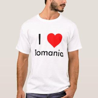 I love Romania shirt