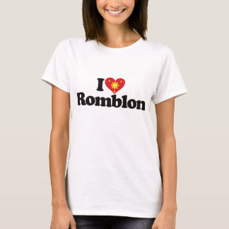 I Love Romblon T-Shirt