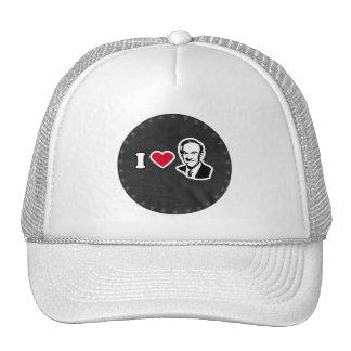 I LOVE RON PAUL CAP
