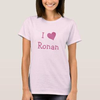 I Love Ronan T-Shirt