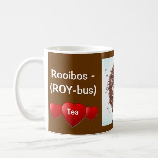 I Love Rooibos Tea Customised Mug