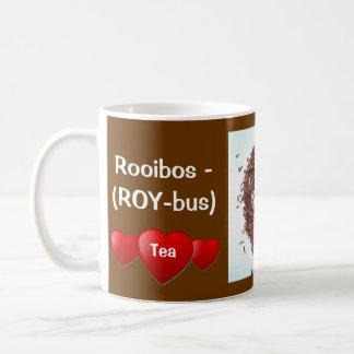I Love Rooibos Tea Customized Mug