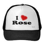 I Love Rose Cap