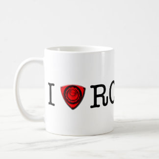 I love Rotary Engine Coffee Mug