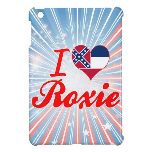 I Love Roxie, Mississippi Case For The iPad Mini