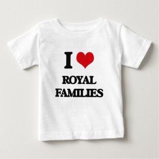 I love Royal Families Tshirts