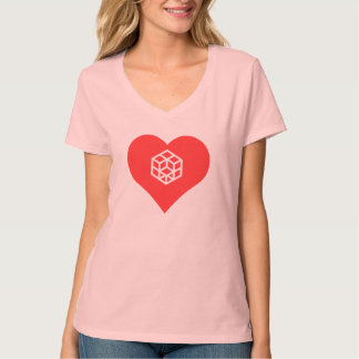 I Love Rubik'S Cube Cool Icon T Shirts