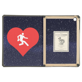 I Love Rugby Drills iPad Air Cases