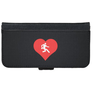 I Love Rugby Drills iPhone 6 Wallet Case