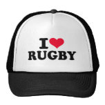 I love Rugby Mesh Hats