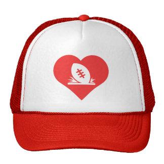 I Love Rugby Tries Cool Symbol Cap