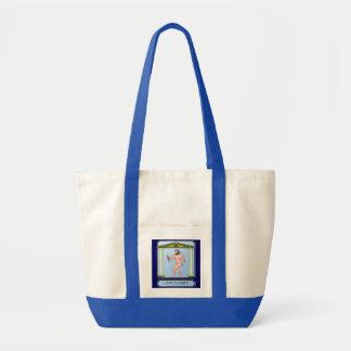 I love runners tote bag