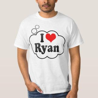 I love Ryan Tshirt
