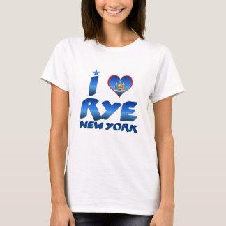 I love Rye, New York T-Shirt