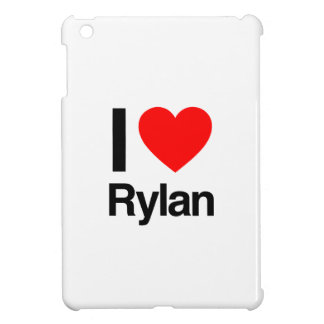 i love rylan iPad mini cases
