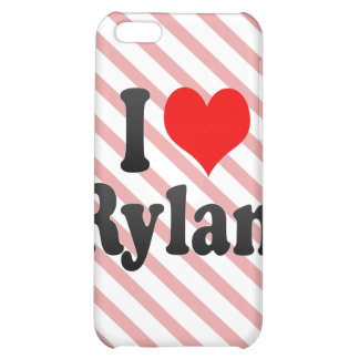 I love Rylan iPhone 5C Cover