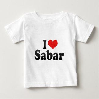 I Love Sabar T-shirt