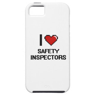 I love Safety Inspectors iPhone 5 Cover