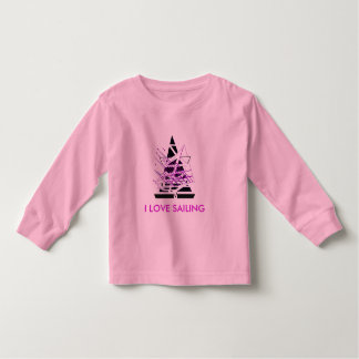 I Love sailing T-Shirt