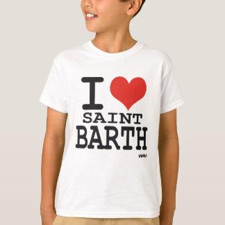 I love Saint Barth - St Barthelemy T-Shirt