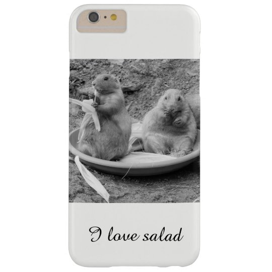 I love salad by Jane Howarth Barely There