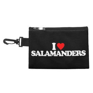 I LOVE SALAMANDERS ACCESSORIES BAG