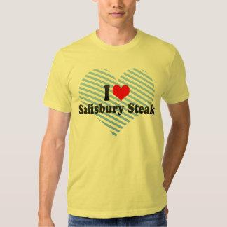 I Love Salisbury Steak T-shirt