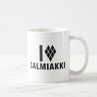 I Love Salmiakki Coffee Mug