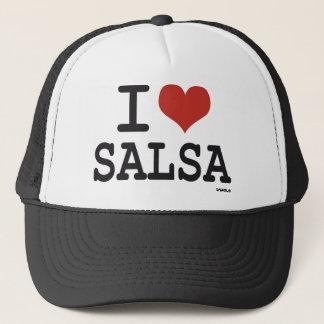 I love Salsa Trucker Hat