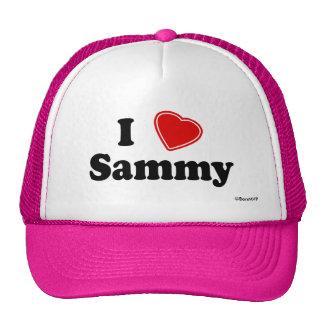 I Love Sammy Cap
