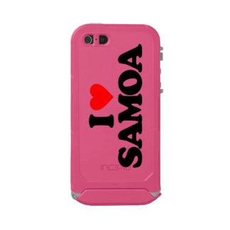 I LOVE SAMOA INCIPIO ATLAS ID™ iPhone 5 CASE
