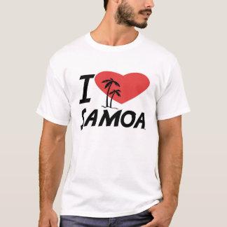 I Love Samoa T-Shirt