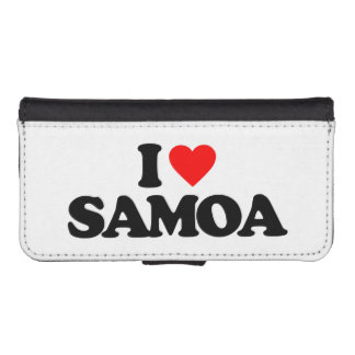 I LOVE SAMOA