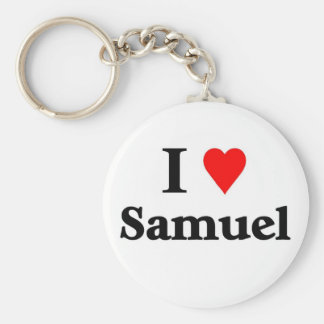I love samuel keychains
