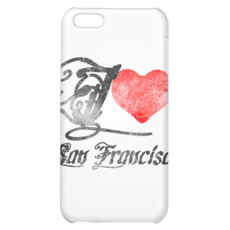 I Love San Francisco iPhone 5C Cases