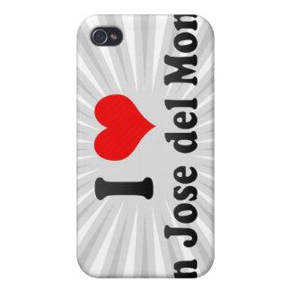 I Love San Jose del Monte, Philippines Cover For iPhone 4