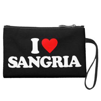 I LOVE SANGRIA WRISTLET