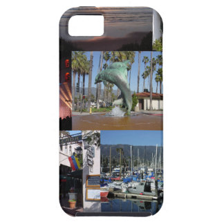 i love santa barbara png iPhone 5 cover