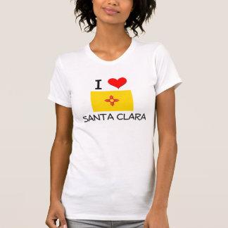I Love Santa Clara New Mexico T Shirts
