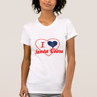 I Love Santa Clara, Utah T Shirts