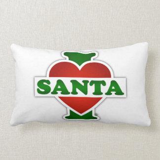 I Love Santa Cushion