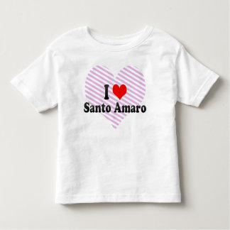 I Love Santo Amaro, Brazil Tshirts